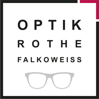 Optik Rothe – Falko Weiß Logo